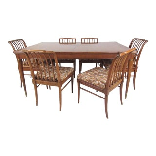 t.h. Robsjohn Gibbings Dining Room Set