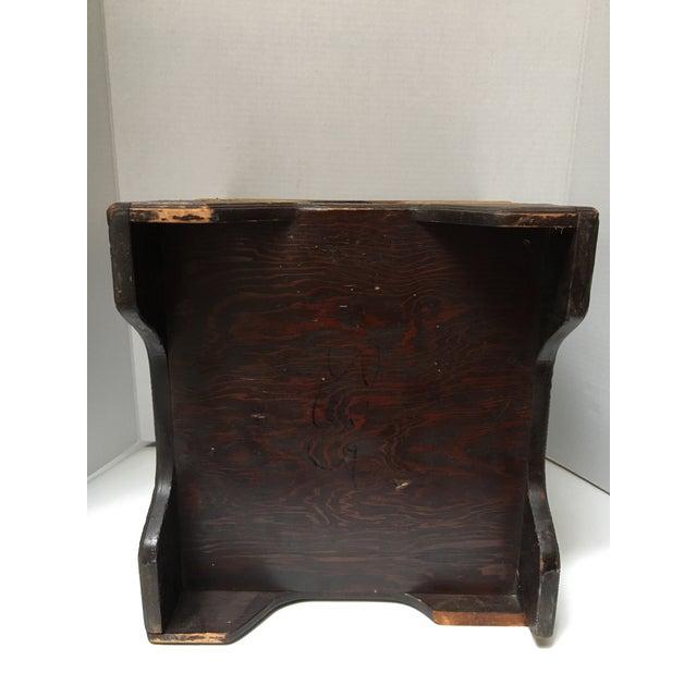 Vintage Wooden Paper Sorter - Image 11 of 11