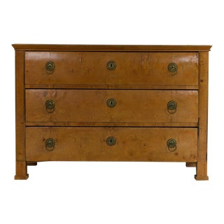 Neoclassical Northern Italian Commode For Sale