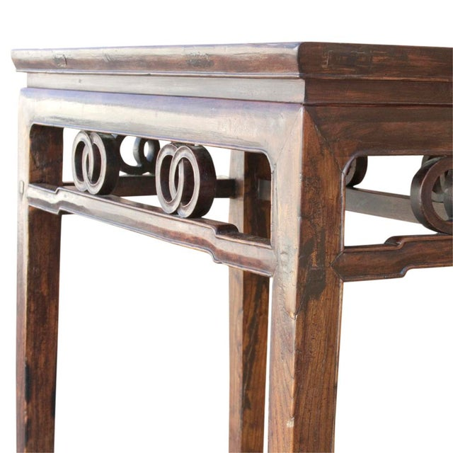 Vintage Chinese Altar Console Table - Image 3 of 7