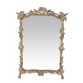 Image of Mirror Mantel and Fireplace Mirrors