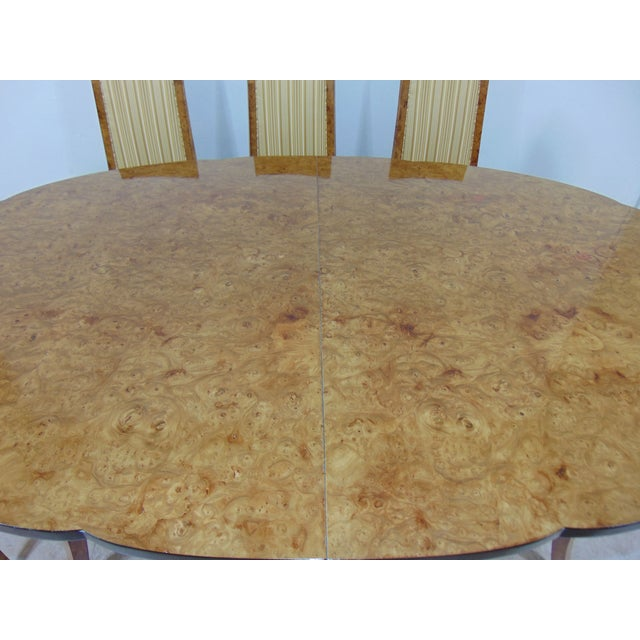 Wood Master Craft Dining Set For Sale - Image 7 of 11