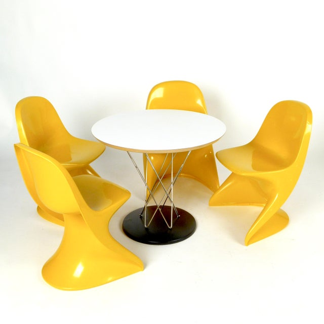 Mid-Century Modern Casalino I Casala Stackable Child's Chair For Sale - Image 3 of 12