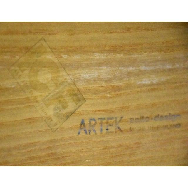 Alvar Aalto Scalloped Coffee Table for Artek For Sale - Image 10 of 11