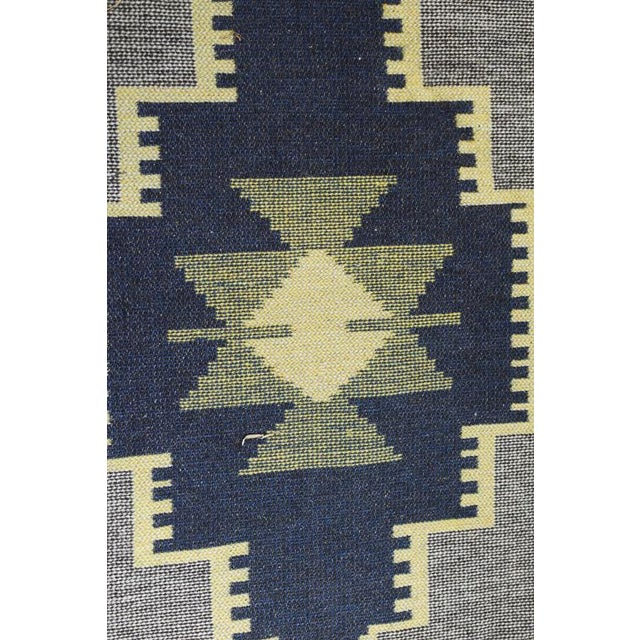 Handmade Vintage Kilim Rug - 4′4″ × 2′6″ For Sale - Image 11 of 13