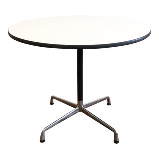 1970s Mid-Century Modern Charles Eames for Herman Miller Aluminum Group Dining Table