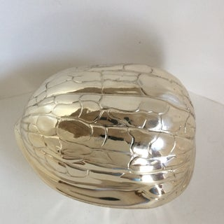 Silver Plated Walnut Shaped Nut Dish by F.B. Rogers Preview