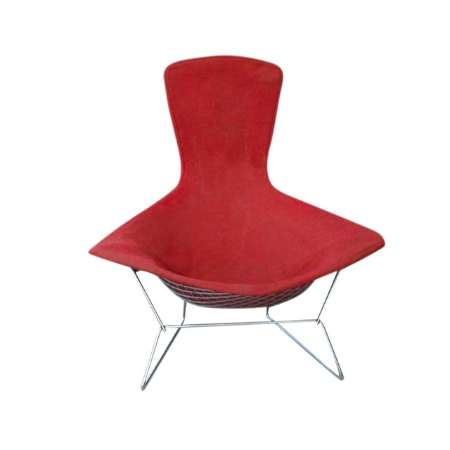 Knoll Bertoia Bird Chair With Cover - Image 1 of 5