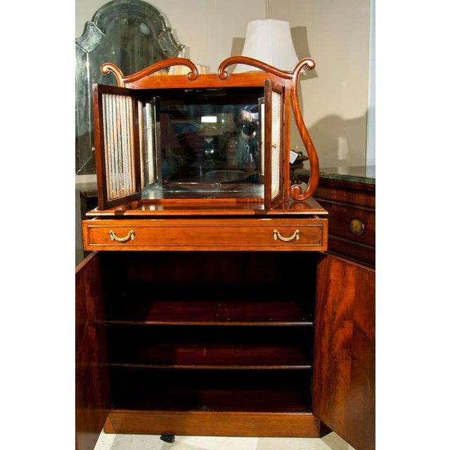 Grosfeld House Grosfeld House Liquor Cabinet For Sale - Image 4 of 9