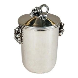 Dansk Guldsmede-håndværk Jar For Sale
