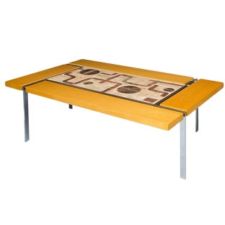 Svend Aage Jessen Coffee Table For Sale