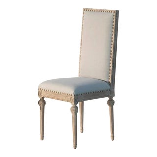 Charles Waterfall Side Chair For Sale