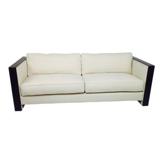 Modern Mid Century Style Sofa For Sale