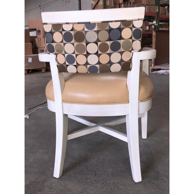 Contemporary Fairfield Boutique Occasional Chair For Sale In Charlotte - Image 6 of 11