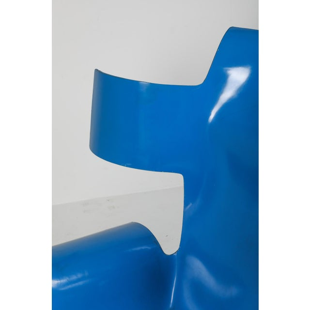 Functional Art Chair in the Style of Gaetano Pesce - 1980s For Sale - Image 10 of 11