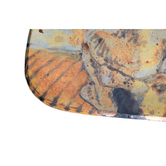 Grès Porcelain Stoneware Plate - Image 4 of 7