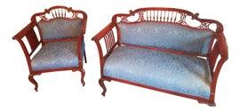Image of Art Nouveau Sofas