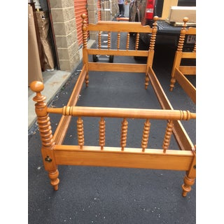 1950s Mid-Century Modern Willett Twin Maple Beds - a Pair Preview