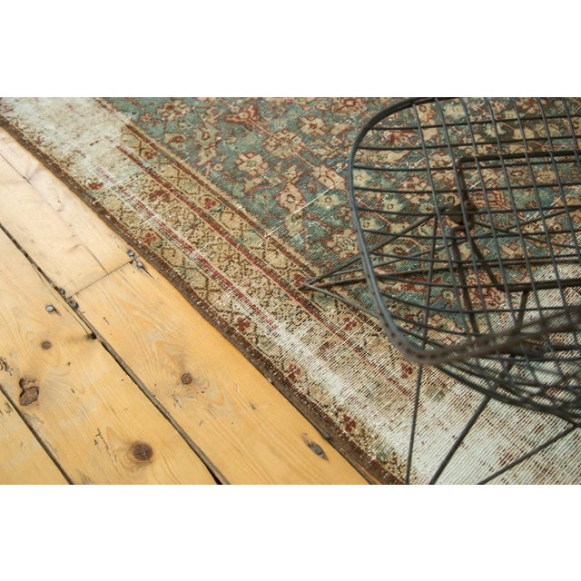 """Antique Malayer Rug Runner - 3'6"""" x 13'3"""" - Image 5 of 10"""