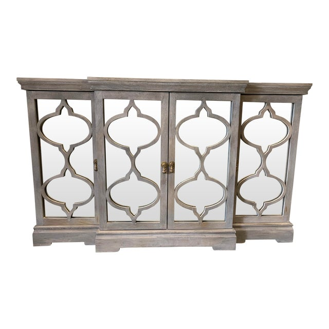 Transitional New Gustave Sideboard For Sale