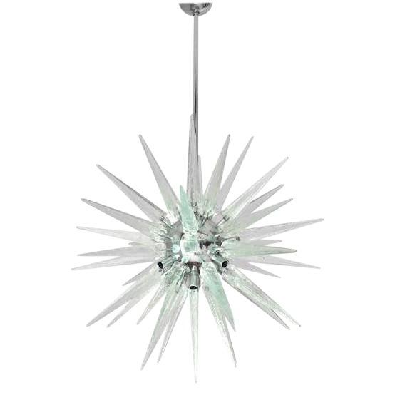 Shards Sputnik Chandelier For Sale
