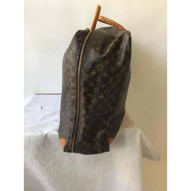 1980s Louis Vuitton Soft Suitcase For Sale - Image 9 of 13