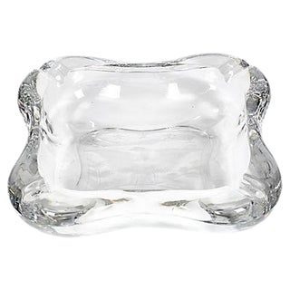American Eagle Etched Ashtray