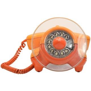 Alexander Graham Plane Rotary Dial Phone Modular