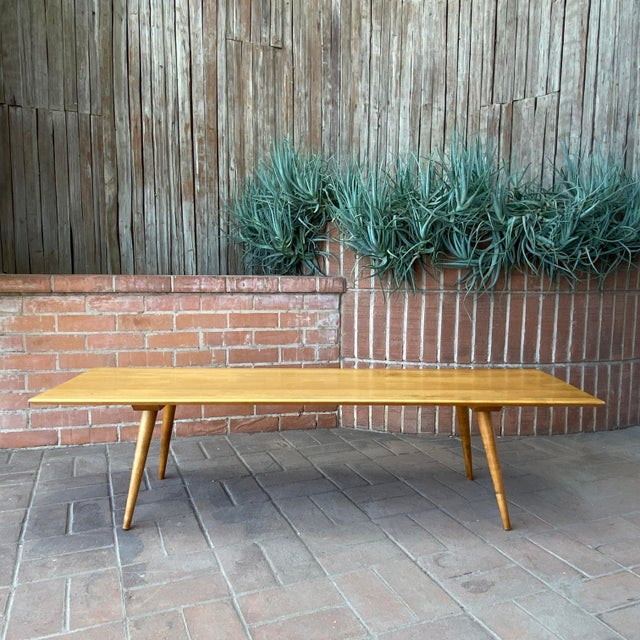 Mid-Century Modern Paul McCobb Planner Group by Winchendon Modular Cabinet and Bench For Sale - Image 10 of 13
