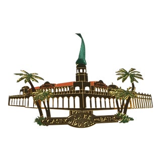 Lake Worth Casino Christmas Tree Ornament For Sale