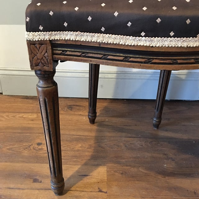 Queen Anne Side Chairs - A Pair - Image 4 of 8