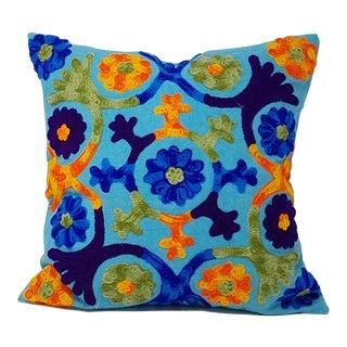 Decorative Suzani Pillow Cover For Sale