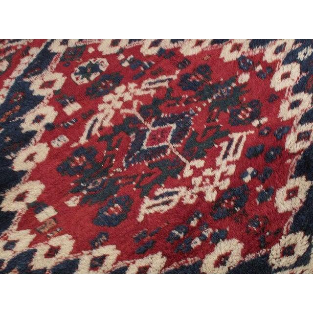 Antique Bergama Rug - Image 7 of 9