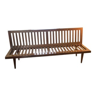 Mid Century Day Bed Frame For Sale
