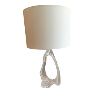 Circa / Visual Comfort Clear Glass Table Lamp