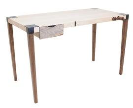 Image of Brown Desks