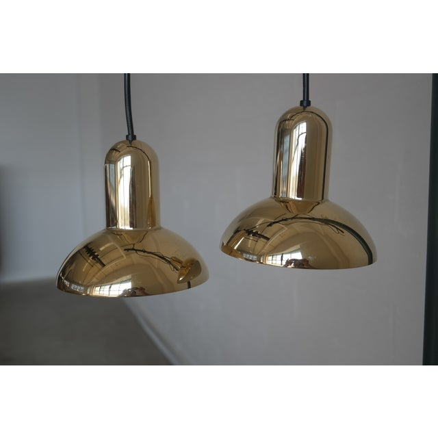 Lyfa Danish Modern Pendant Lighting - A Pair - Image 4 of 6