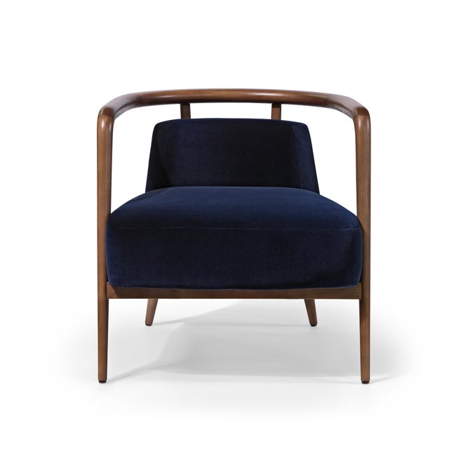 Inspired by New York buildings and their unique style, the Essex Lounge Chair was designed to be a part of any high end,...