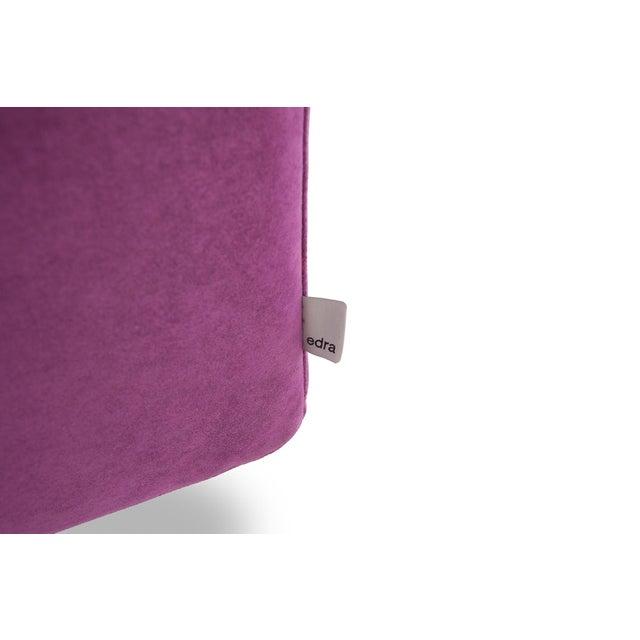 Edra l'Homme Et La Femme Modular Sofa by Francesco Binfaré For Sale - Image 10 of 11