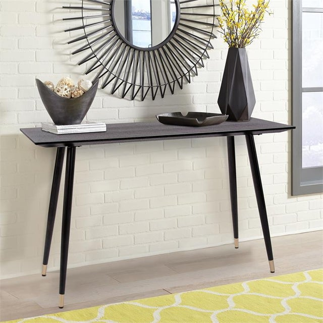 Kenneth Ludwig Chicago Soho Wood Console Table For Sale In Chicago - Image 6 of 8