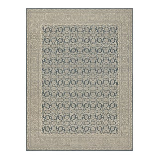 """Mansour Classic Handwoven Herati Rug - 5'1""""x7"""" For Sale"""