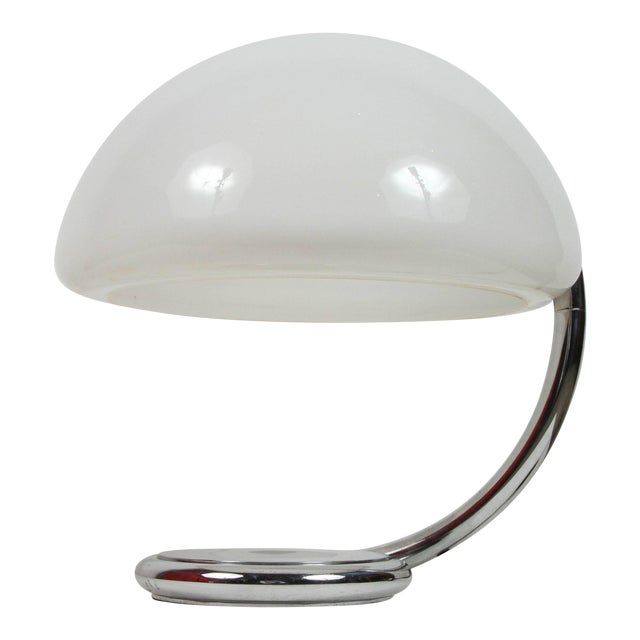 """Martinelli Luce """"Serpente"""" Table Lamp For Sale"""