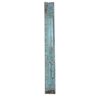 Antique Architectural Indian Carved Beam For Sale