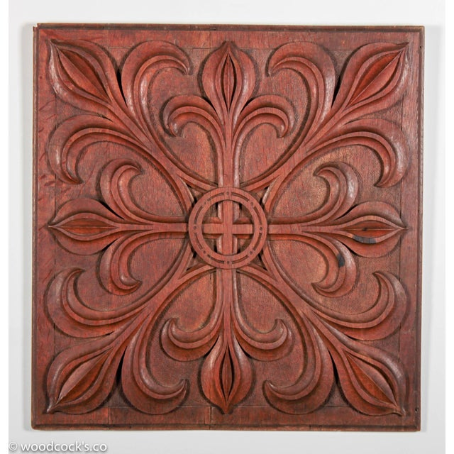 Gothic Revival Panel From Cher's Malibu Residence - Image 3 of 6