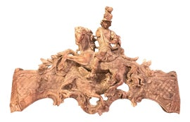 Image of Rococo Sculptural Wall Objects