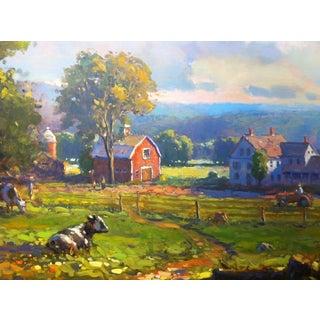 John C. Traynor, New England Farm, 1991 For Sale