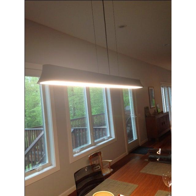 zhane linear suspension fluorescent light chairish