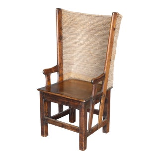 19th Century Child's Orkney Chair For Sale