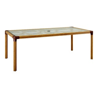 Celerie Kemble - Mimi Outdoor Rectangular Dining Table For Sale