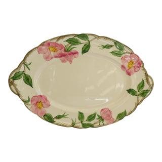 1970s Vintage Franciscan Earthenware Platter For Sale